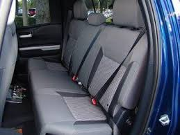 Toyota 60 40 Bench Seat 2015 Tundra Double Cab Seat Covers Precisionfit