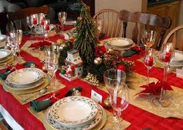 christmas table setting images elegant christmas table decorations for 2016 elegant christmas