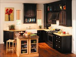 kitchen natural hickory cabinets natural oak cabinets