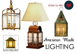 American Made Light Fixtures Giveaway American Made Handcrafted Lighting Pentimento Lighting