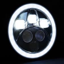 ferrari headlights at night lumen sb7160xx chr 7