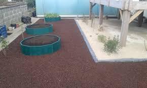 decoration minerale jardin aménagement de jardin l u0027alliance minérale et végétale au bout