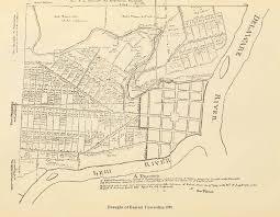 Easton Map The Easton Eccentric Easton History Who Was Mammy Morgan