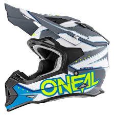 motocross helmet camera oneal 2017 2 series slingshot matte blue helmet at mxstore