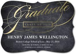 masters degree graduation announcements masters degree graduation party invitations we like design