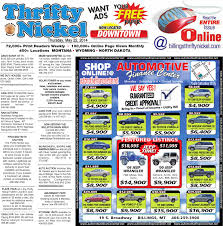 thrifty nickel may 22 by billings gazette issuu