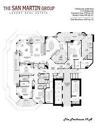 14 beautiful 2 bedroom bath single story house plans 6 condo floor