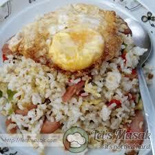 membuat nasi goreng cur telur 78 best recipes nasi goreng images on pinterest cooking food