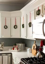 Christmas Decoration For Kitchen Island by Christmas Kitchen Decorations M4y Us