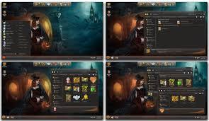 windows 10 halloween themes u2013 halloween wizard