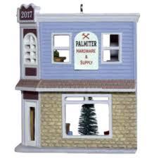 hallmark keepsake ornaments nostalgic houses and shops