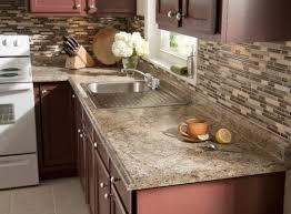 Lowes Ceramic Tile Backsplash  The Kitchen Back Wall Of Ceramic - Ceramic tile backsplash