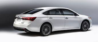 lexus marina del rey test drive the redesigned 2016 toyota avalon in marina del ray