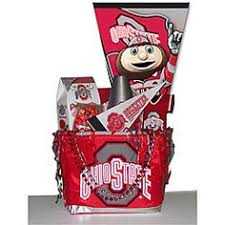 ohio gift baskets the ohio state tailgater basket gourmet gift baskets
