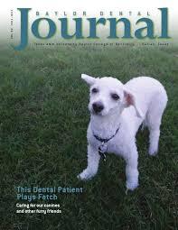 baylor dental journal 2013 by art upton issuu
