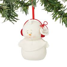 snowpinions ornaments haircut ornament 4051457