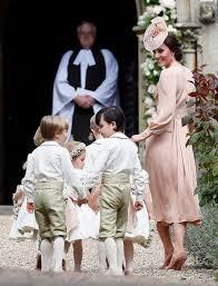 Middleton Pippa Kate Middleton Wears Blush Dress To Celebrate Sister Pippa