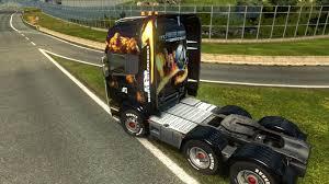 scania trucks fantastic four skin mod for scania trucks euro truck simulator 2 mods