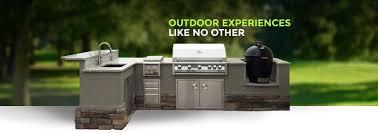 Outdoor Kitchen Grills Pensacola Custom Outdoor Kitchens