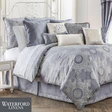 Medallion Bedding Veranda Medallion Comforter Bedding By Waterford Linens