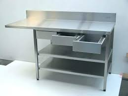 table inox cuisine ikea table inox note design and afteroom hack ikea kitchens to
