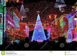 osborne christmas display at walt disney world editorial
