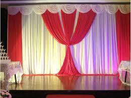 wedding backdrop images aliexpress buy beautiful 6x3m ready made white wedding