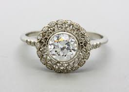 antique diamond engagement rings pretty vintage wedding rings round antique diamond engagement ring