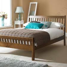 Oak Bed Best 25 Oak Bed Frame Ideas On Pinterest Minimalist Bed Frame