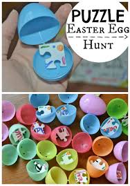 Easter Egg Decorations Ebay by Puzzle Easter Egg Hunt Much Healthier Than Candy Your Best Diy