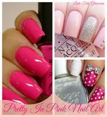 lush fab glam blogazine style me pretty nail design