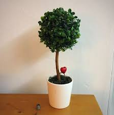 small plastic tree with furniture home home decor on