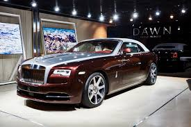 rolls royce brings a new dawn aggressive design