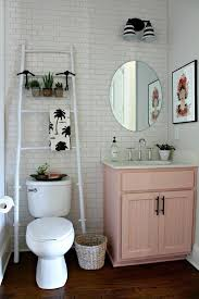 Cute Apartment Bathroom Ideas | 20 reasons to be entirely obsessed with pink bathrooms interior