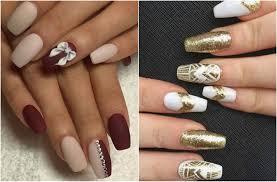 uas de gelish decoradas 13 decorados de uñas que te encantará lucir en el 2016 vix