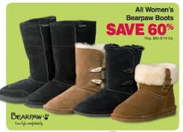 bearpaw s boots sale fred meyer black friday ad 2012 socks 50 paw boots