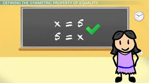 symmetric property of equality definition u0026 examples video
