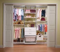 childrens closet kids contemporary with freedomrail metal rods and