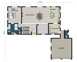 Free Floor Plan Outstanding South African 3 Bedroom House Floor Plans Free Tuscan
