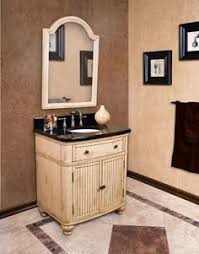 White Cottage Bathroom Vanity by Beach Cottage Cabinets Cottage Style 36