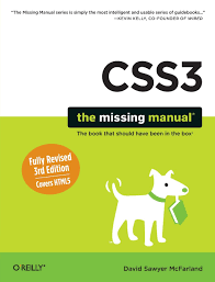 buy css3 the missing manual 3e book online at low prices in india