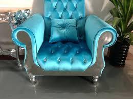 high back velvet chair modern queen chesterfield wing arm chair
