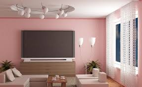 Simple Furniture For Led Tv Furniture Impressed Family Room And Creative Led Tv Fixed In