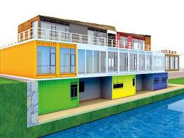 Luxury Bungalow Designs - prefabricated bungalow design container house luxury buy