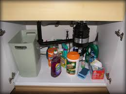 Liner For Under Kitchen Sink by Driptite Slide N U0027 Fit Under Sink Pan Cabinet Base Protector