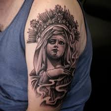 35 spiritual virgin mary tattoo designs u0026 meanings check more at