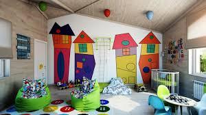 wandgestaltung kindergarten farb und wandgestaltung im kinderzimmer 77 tolle ideen