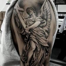 charming angel tattoos u2013 most popular designs of 2017 wild