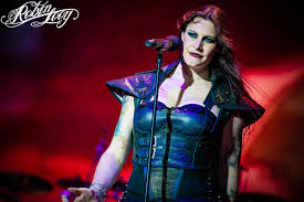 nightwish floor jansen robin looy live concert foto photo