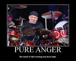 Neil Peart Meme - misding a beat rush pinterest drums drummers and neil peart